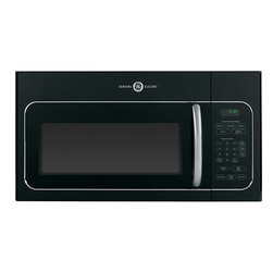 GE Artistry™ Series 1.6 Cu. Ft. Over-the-Range Microwave Oven (model # AVM4160DF - Features: