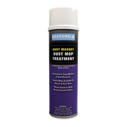Boardwalk - Boardwalk Dust Mop Treatment, 18Oz Aerosol - Eliminates dust created when using push brooms.