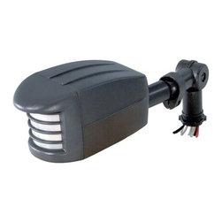 Nuvo Lighting - Nuvo Lighting 76/501 Flood Light Add-On Motion Sensor, in Bronze Finish - Nuvo Lighting 76/501 Flood Light Add-On Motion Sensor, in Bronze FinishNuvo Lighting 76/501 Features: