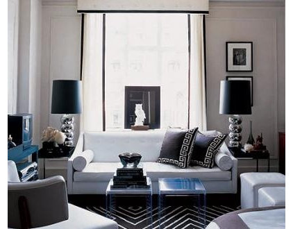 Modern Living Room Domino Deco files