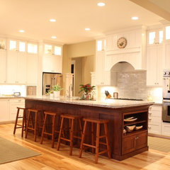 traditional kitchen by Shaw Design Group