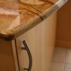 Contemporary Kitchen Countertops by Infinity Countertops