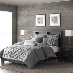 Metropolitan Home Sagrada 3-piece Comforter Mini Set -