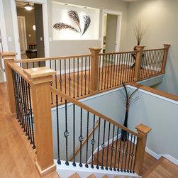 Custom Handrails -