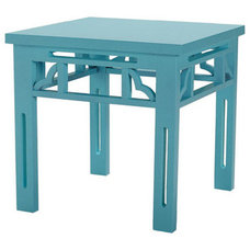 Eclectic Side Tables And End Tables by houseeclectic.com