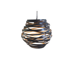 """Bodner Chandeliers - Orbit Chandelier - Stunning hand sculpted steel chandelier, antique bronze with gilt gold interior. UL listed for indoor use . Lamp not included, accepts compact fluorescent, LED or incandescent type """"A"""""""