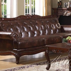 Traditional Fabric by GreatFurnitureDeal