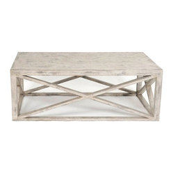 Tritter Feefer Home Collection Madame X Coffee Table