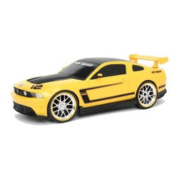 New Bright 12 in. R/C Sport Mustang Boss 302S - About Kidz DelightJust like Santa Claus, Kidz Delight is one of the nation's largest toy and gift distributors. Under the Group Sales, Inc. umbrella, they've been providing quality toys and gifts at fair prices for years. Kidz Delight is a leader in early childhood electronic learning aids and dozens of their toys have won awards. From interactive memory games to smart cards, to musical instruments, Kidz Delight toys will make your little one smile.