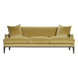 6410-88-Alexander Tight Back Sofa -