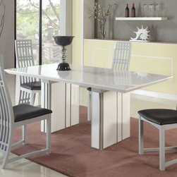 Chintaly Imports - Summer Extendable Dining Table - Summer Extendable Dining Table