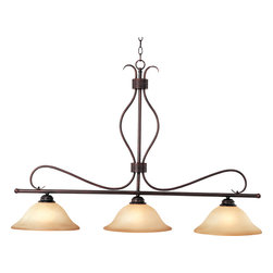 Maxim Lighting - Maxim Lighting 10127WSOI Basix 3-Light Pendant - Maxim Lighting 10127WSOI Basix 3-Light Pendant