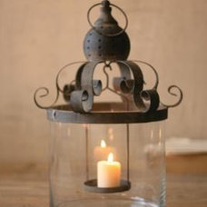 Mediterranean Candles And Candleholders by Farmhouse Wares