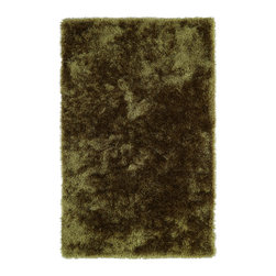 Kaleen - Kaleen Posh Collection PSH01-23 2' x 3' Olive - Posh is the perfect rug to make your feet say ooh and ahhh!! Super plush and silky to the touch, this hot new shag rug is exactly what your room has been asking for! Find the perfect spot to curl up on after a long day or bring in your favorite pop of color for a complete room makeover. The Posh collection allows for diversity and fashionable style for all of your decorating needs with over 20 colors to choose from. Each rug is handmade in China of the finest 100% polyester.