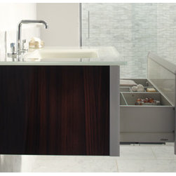 Bathroom Products - Robern V14 contemporary bathroom vanity