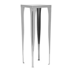 Safavieh Silver Royce Contemporary Metal Plant Stand