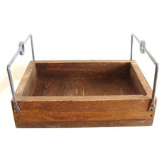 Traditional Serving Trays by Etsy