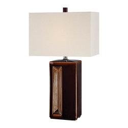Lite Source - Lite Source LS-22199 Caramella Table Lamp - Lite Source LS-22199 Caramella Table Lamp