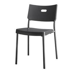 Ola Hermansson - HERMAN Chair - Chair, black