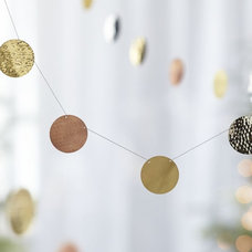 Contemporary Holiday Decorations by Crate&Barrel