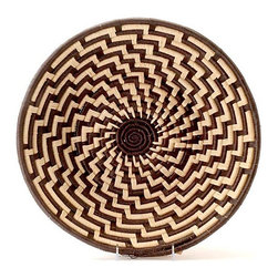 16 Inch Bukedo & Raffia Bowl - I'm kind of in love with African baskets at the moment — all sizes and all kinds. I especially like these that are handmade in Uganda. There are so many patterns and colors to choose from. They would be perfect on an outdoor table or a collection of them hung on the wall indoors, to add warmth and interest to a room. And all the while, supporting fair trade.