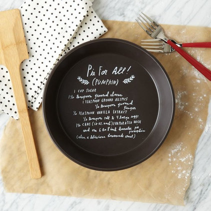 contemporary pie and tart pans by West Elm
