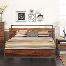 Modern Beds by Scandinavian Designs