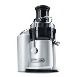 Breville 2-Speeds Juice Fountain Plus Juicer, Upgraded Version