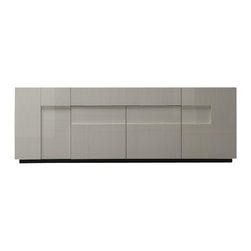 Rossetto - Rossetto Domino Buffet in Ivory - Rossetto - Buffet Tables and Sideboards - R421304733004