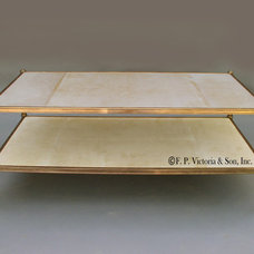 Traditional Coffee Tables by F.P. Victoria & Son