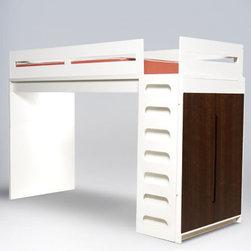 alex Loft Bed -