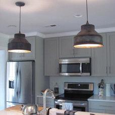 Farmhouse Pendant Lighting by Distressed Design