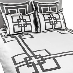 contemporary bedding by Z Gallerie