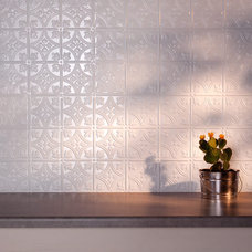 Traditional Tile by BacksplashIdeas.com