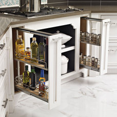 Modern Kitchen Drawer Organizers by Majestic Kitchens and Bath