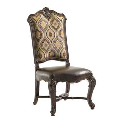 Lexington - Lexington Florentino Marcella Upholstered Side Chair 900-882-01 Set of 2 - Lexington Florentino Marcella Upholstered Side Chair (Set of 2)