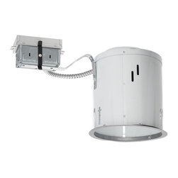 "Juno Lighting - PL613RE 6"" Non-IC Remodel Housing - 13W Vertical CFL - 6"" Non-IC Remodel Housing - 13W Vertical CFL"