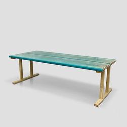 Established & Sons - Established & Sons   Udukuri Dining Table - Design by Jo Nagasaka, 2012.