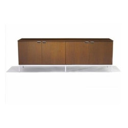 Knoll - Knoll | Florence Knoll Four Cabinet Credenza - Design by Florence Knoll, 1961.