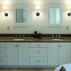 Traditional Bathroom by Columbia CabinetWorks