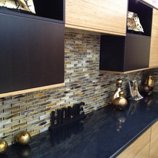 Contemporary Tile by Lunada Bay Tile