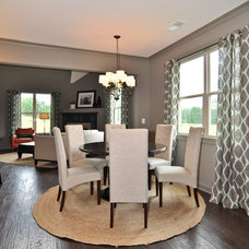 Dining Room by Signature Homes
