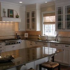 kitchen Transitional Kitchens