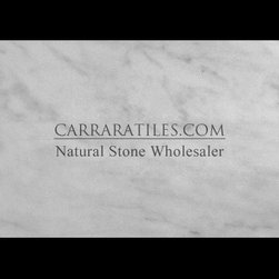 """Carrara Marble Italian White Bianco Carrera 1 1/4"""" Marble Slab Honed - Bianco Carrara 1 1/4"""" Marble Slab also known as White Carrera 1 1/4"""" Marble Slab. Premium grade 1 1/4"""" Marble Slab perfect for both residential and commercial projects. 1 1/4"""" Marble Slab mainly preffered as countertops for its clean, aesthetic qualities. A large selection of coordinating products are available and includes Carrara basketweave mosaics, Carrara herringbone mosaics, Carrara hexagon mosaics, 3x6 marble subway tiles, 4x4 Carrara marble tiles, 6x6 Carrara marble tiles, 18x18 Carrara marble tiles, Carrara borders, Carrara moldings and Carrara baseboards, available in honed and polished finishes."""