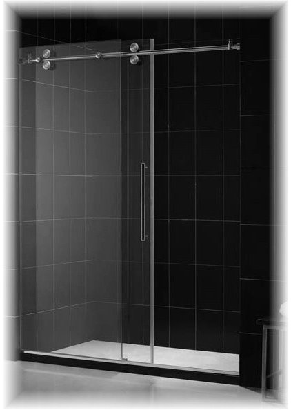 Contemporary Showerheads And Body Sprays by Perih Supply Solutions