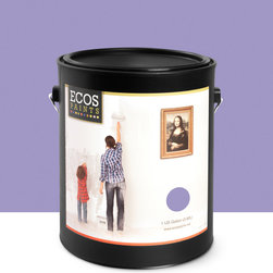 Imperial Paints - Interior Semi-Gloss Trim & Furniture Paint, All About Grape - Overview: