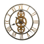 "Howard Miller - Howard Miller 30"" Large Wall Clock 