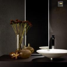 Modern Bathroom Sinks by MINOSA