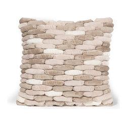 Cobblestone Pillow Rain Cloud -