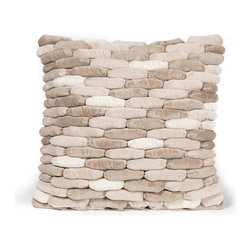 Cobblestone Pillow Rain Cloud -